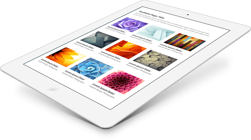 Ipad para Marketing Online