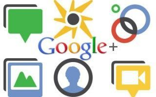 Google Plus integrado