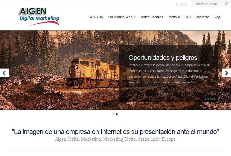 Aigen Digital Marketing Portada 2