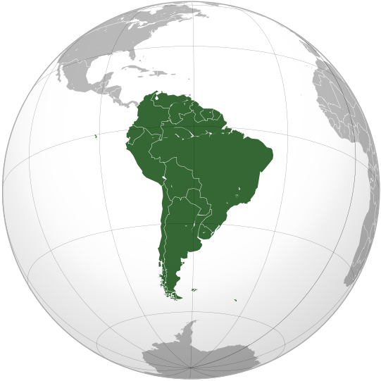 Digital Marketing South America