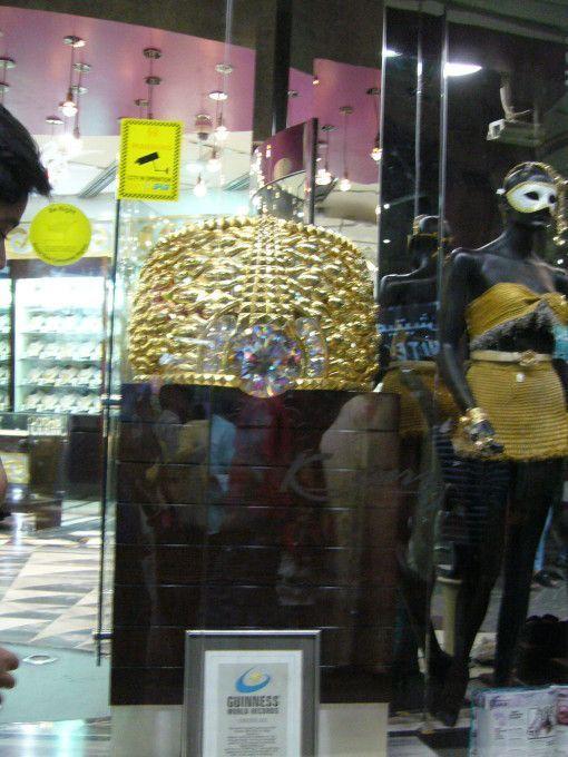 Price in Marketing Mix - Dubai Gold