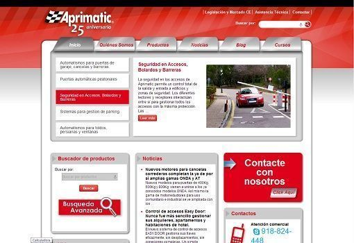 Barreras automáticas en posicionamiento online
