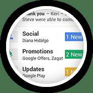 correos google+