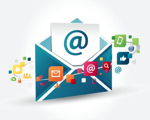 Gestión de correo electrónico masivo