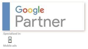 Google Partner Publicidad Adwords especialidad móviles